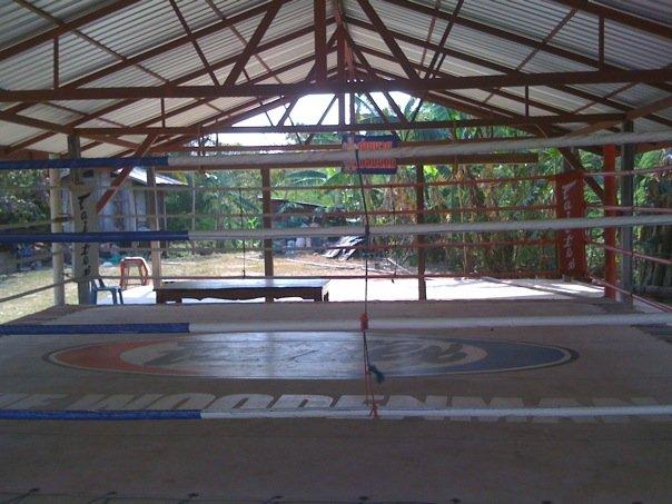 Woodenman gym